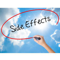 migraine side effects